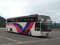 mitsubishi серия aero queen high decker