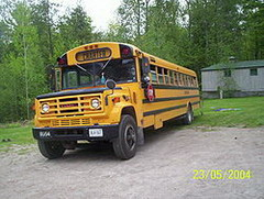 автобусы thomas built bus